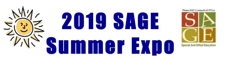 2019 SAGE Summer Exo