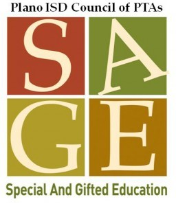 Plano ISD Council of PTAs SAGE